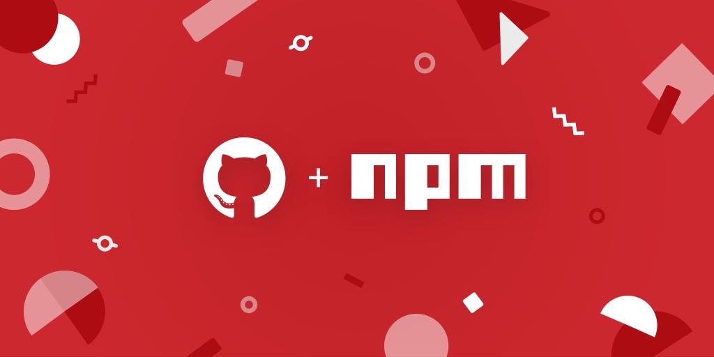 npm has joined GitHub 1